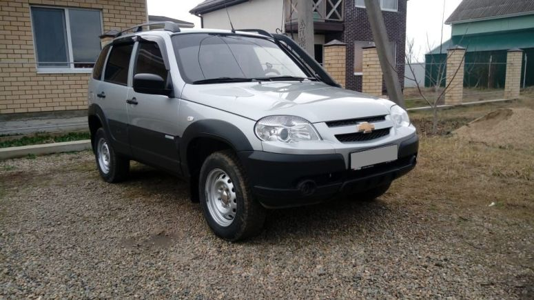 Chevrolet Niva, 2015 год, 455 000 руб.