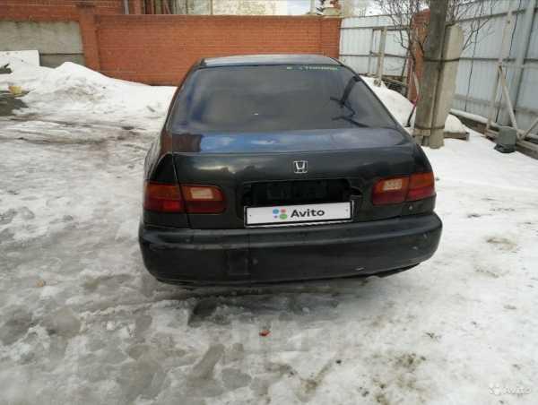 Honda Civic Ferio, 1992 год, 26 500 руб.