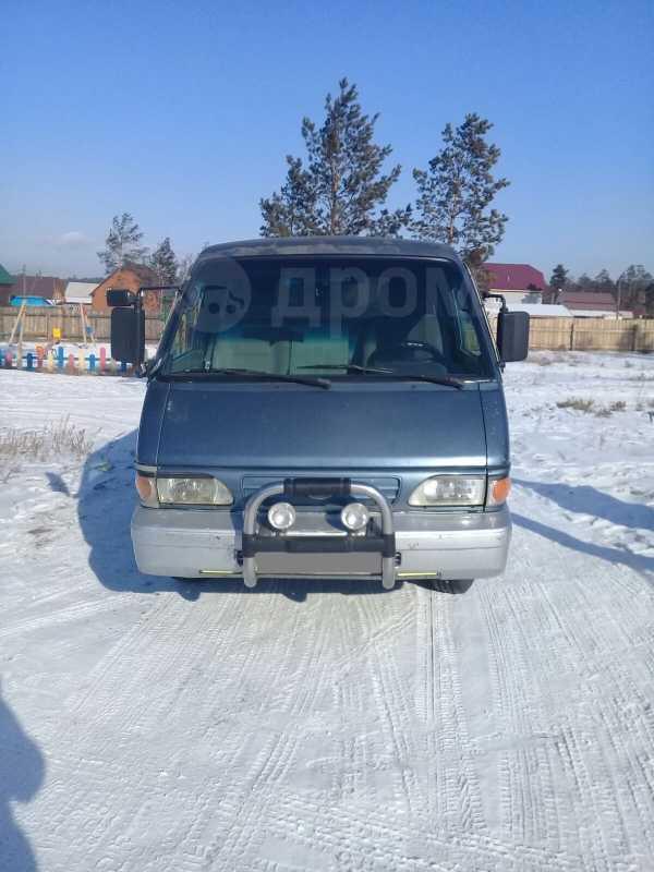 Kia Besta, 1995 год, 160 000 руб.