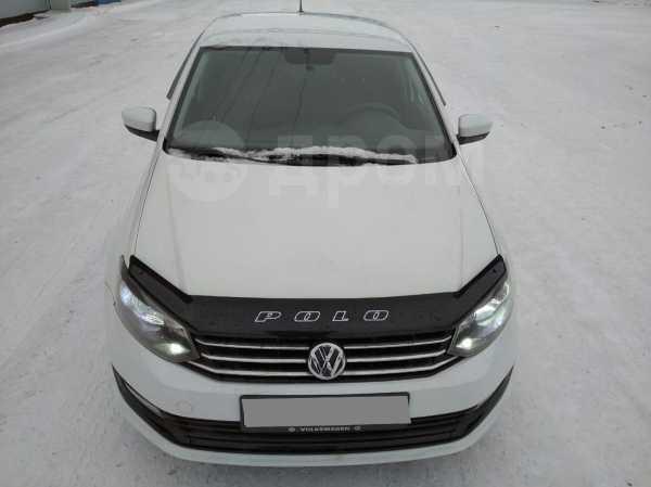 Volkswagen Polo, 2017 год, 659 000 руб.