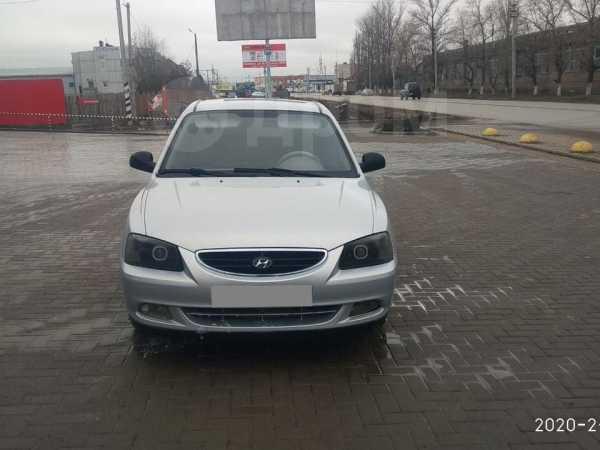 Hyundai Accent, 2010 год, 299 000 руб.