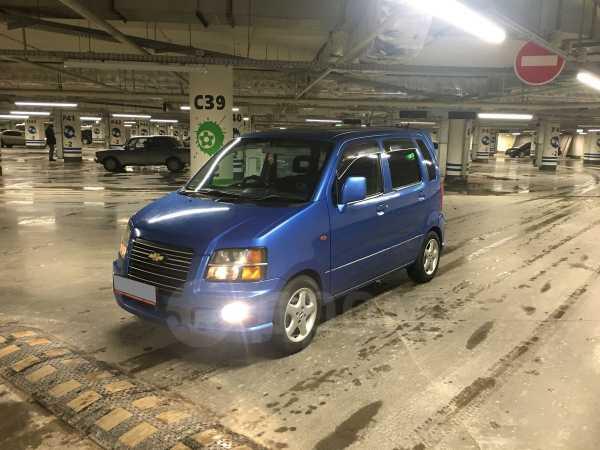 Chevrolet MW, 2002 год, 169 000 руб.