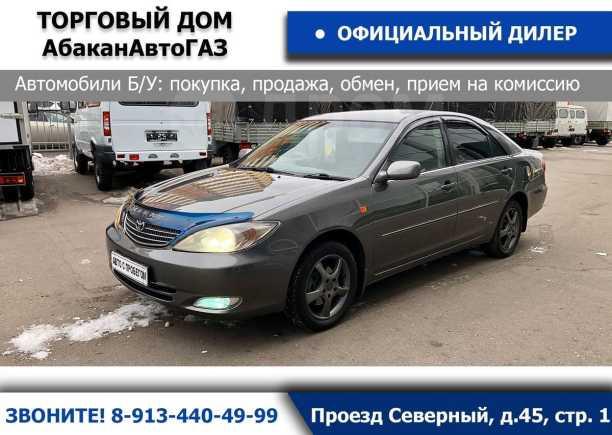 Toyota Camry, 2002 год, 419 000 руб.