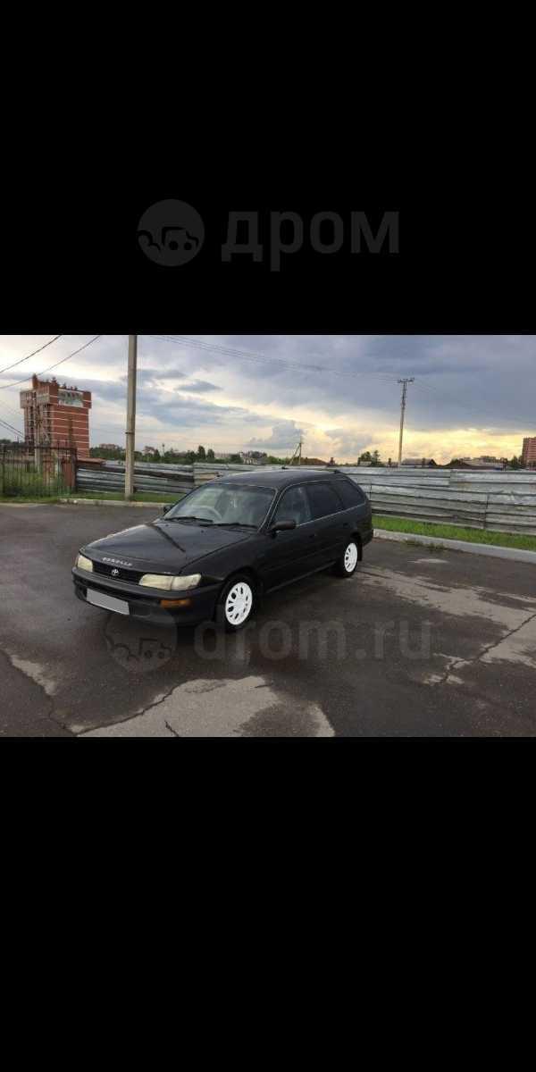 Toyota Corolla, 2000 год, 165 000 руб.