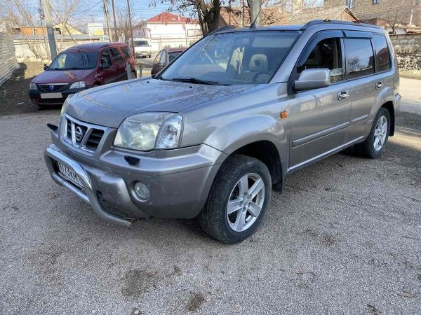 Nissan X-Trail, 2002 год, 265 000 руб.