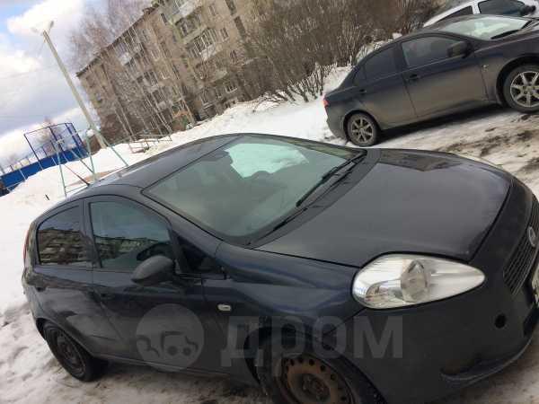 Fiat Punto, 2007 год, 100 000 руб.