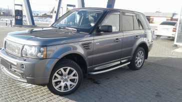 Усть-Кокса Range Rover Sport
