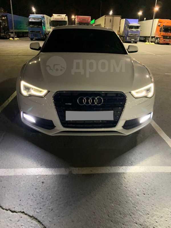 Audi A5, 2015 год, 1 500 000 руб.