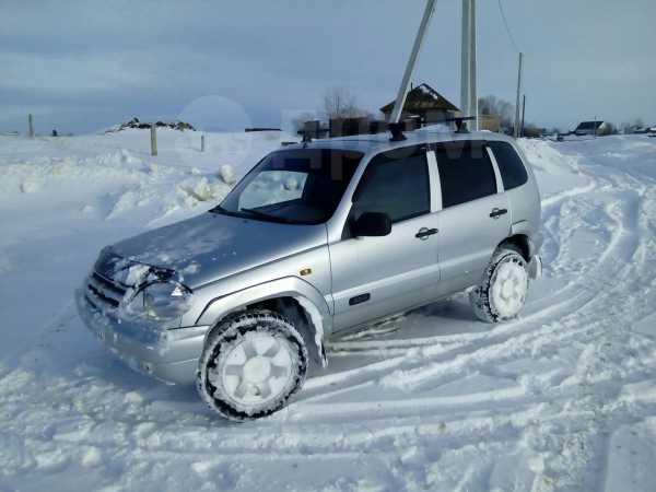 Chevrolet Niva, 2005 год, 190 000 руб.
