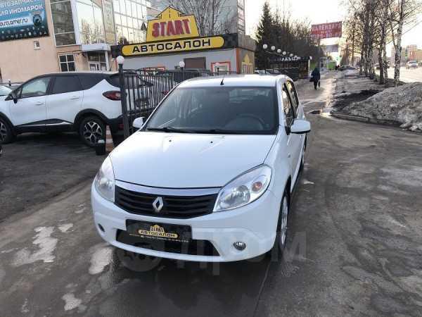 Renault Sandero, 2013 год, 350 000 руб.