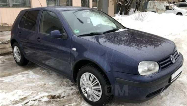 Volkswagen Golf, 2001 год, 169 000 руб.