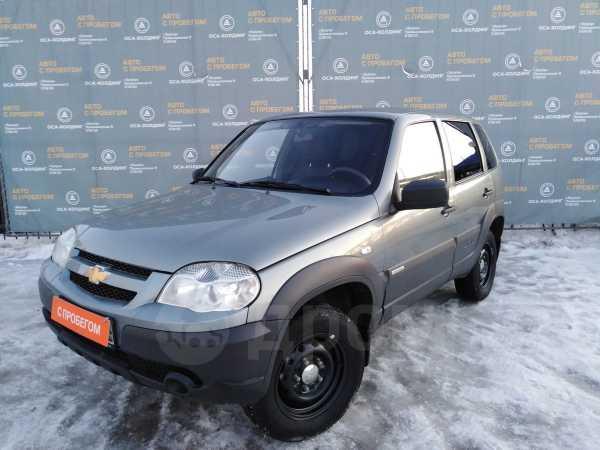 Chevrolet Niva, 2015 год, 297 000 руб.