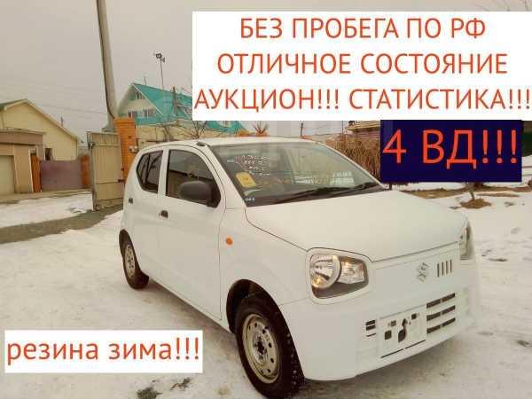 Suzuki Alto, 2016 год, 245 000 руб.