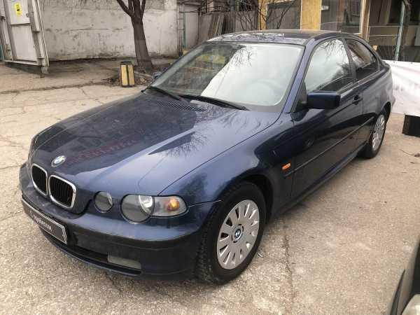 BMW 3-Series, 2004 год, 290 000 руб.