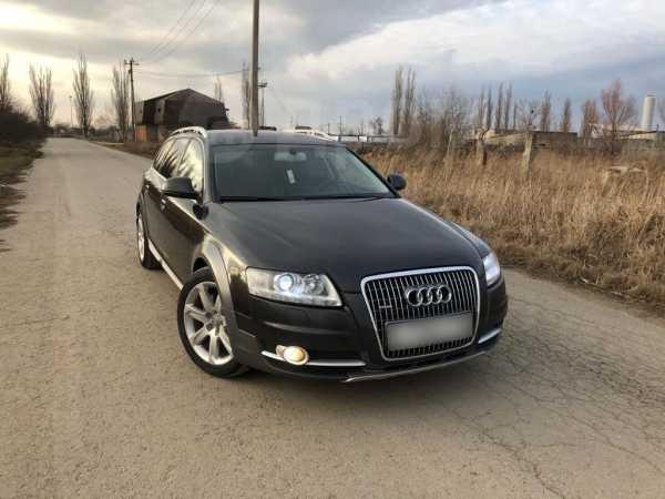 Audi A6 allroad quattro, 2010 год, 699 000 руб.