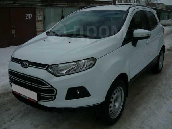 Ford EcoSport, 2017 год, 695 000 руб.