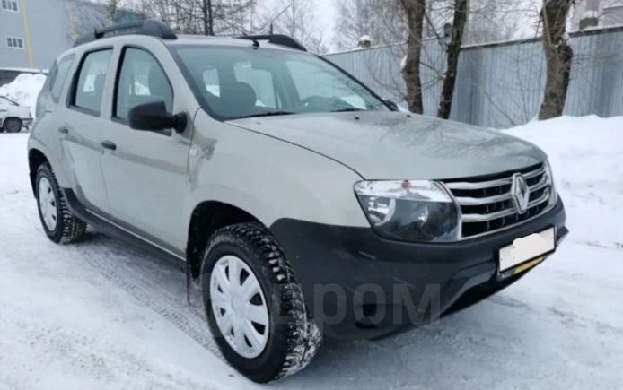 Renault Duster, 2014 год, 549 000 руб.