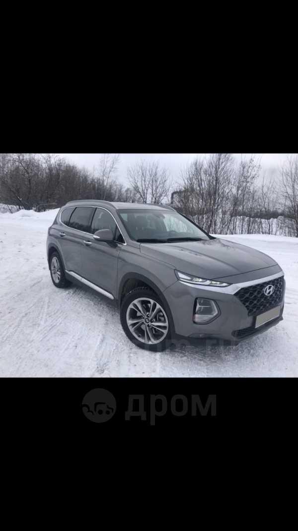 Hyundai Santa Fe, 2018 год, 2 250 000 руб.