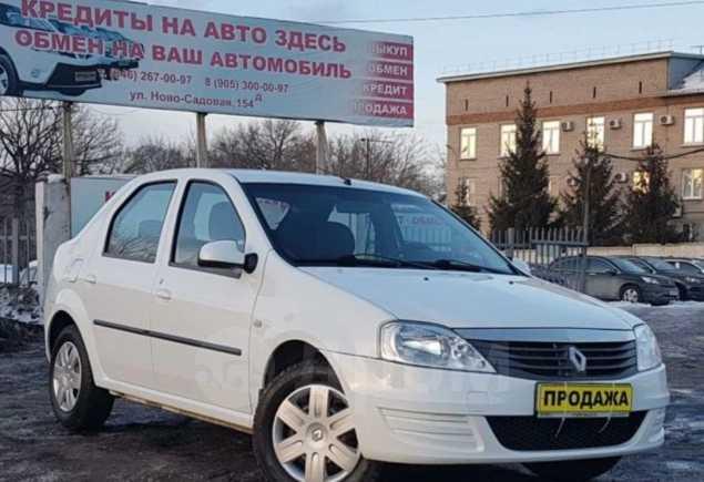 Renault Logan, 2014 год, 305 000 руб.
