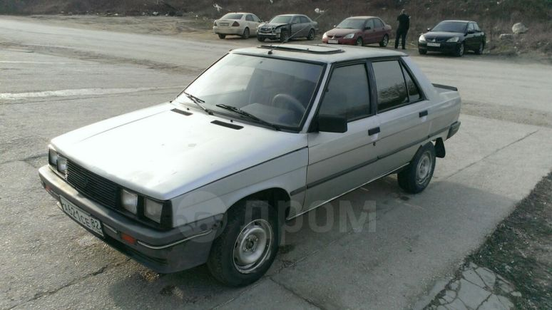 Renault R9, 1986 год, 28 000 руб.