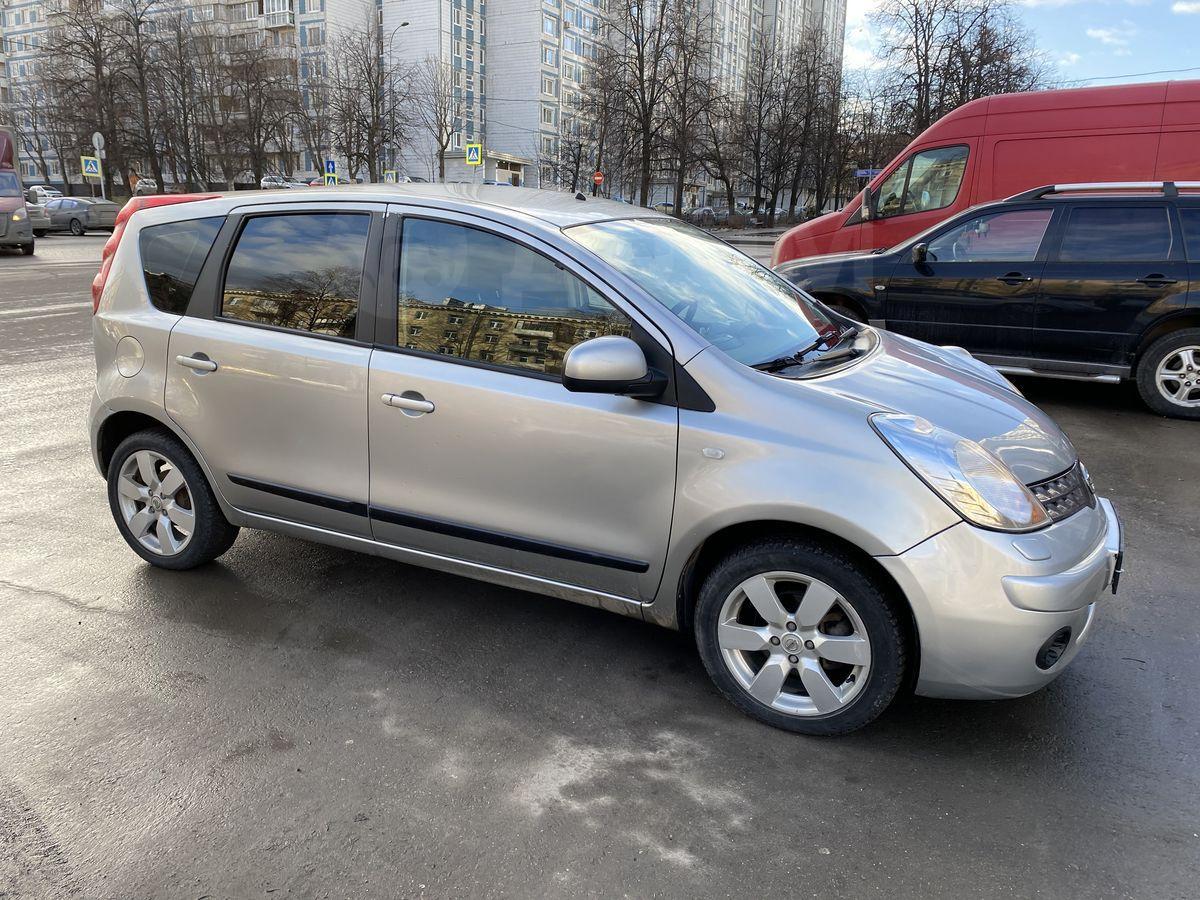Ниссан ноут купить в москве автосалоны автосалоны по горьковскому шоссе москвы