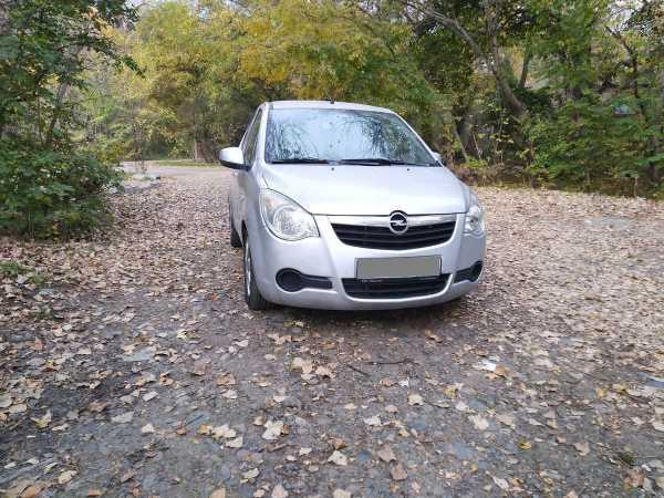Opel Agila, 2008 год, 238 000 руб.