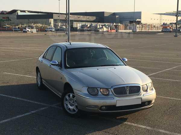 Rover 75, 1999 год, 290 000 руб.