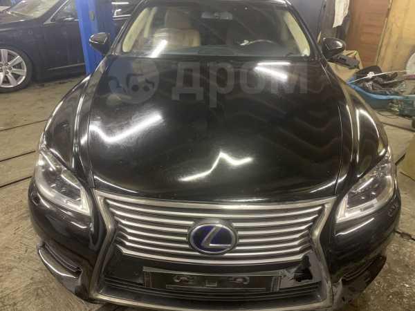 Lexus LS600h, 2014 год, 1 320 000 руб.