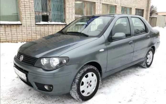 Fiat Albea, 2012 год, 269 000 руб.