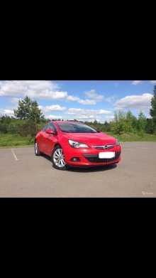 Ковылкино Astra GTC 2012