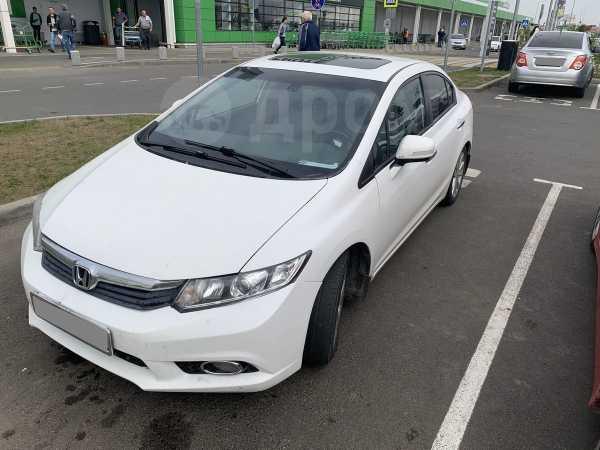 Honda Civic, 2012 год, 590 000 руб.