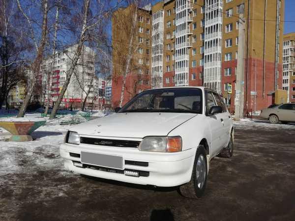 Toyota Starlet, 1991 год, 70 000 руб.