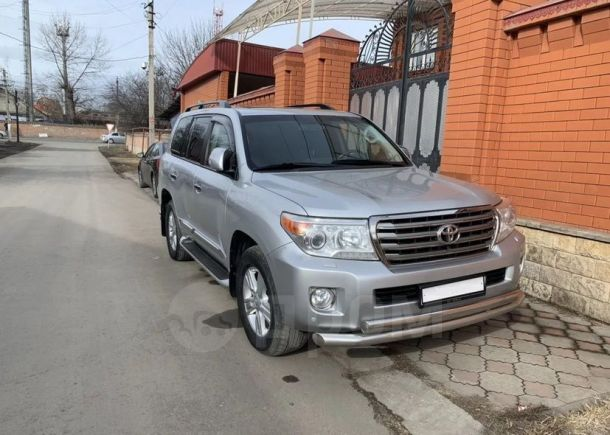 Toyota Land Cruiser, 2013 год, 2 300 000 руб.
