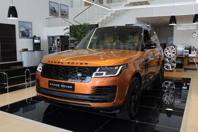 Land Rover Range Rover, 2020 год, 11 290 000 руб.