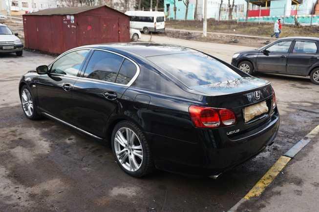 Lexus GS450h, 2007 год, 720 000 руб.