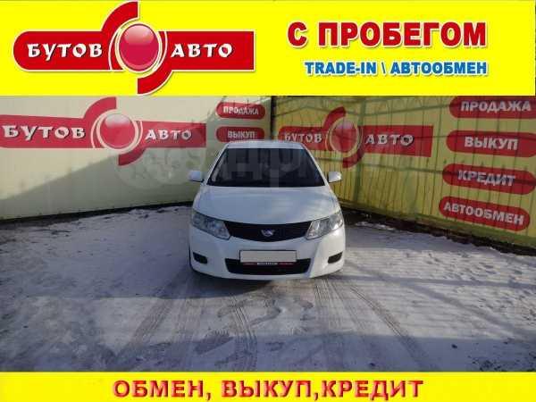 Toyota Allion, 2008 год, 589 000 руб.
