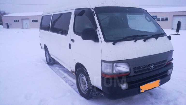Toyota Hiace, 2002 год, 200 000 руб.