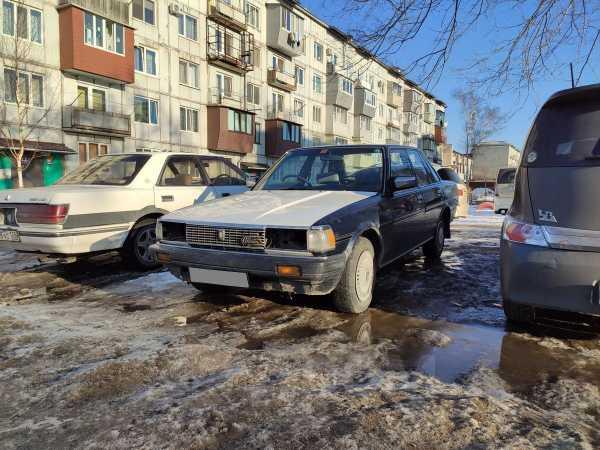 Toyota Mark II, 1987 год, 30 000 руб.