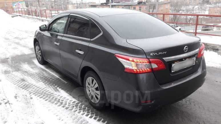 Nissan Sylphy, 2013 год, 670 000 руб.