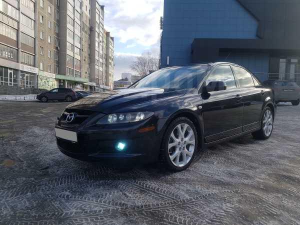 Mazda Mazda6 MPS, 2007 год, 480 000 руб.
