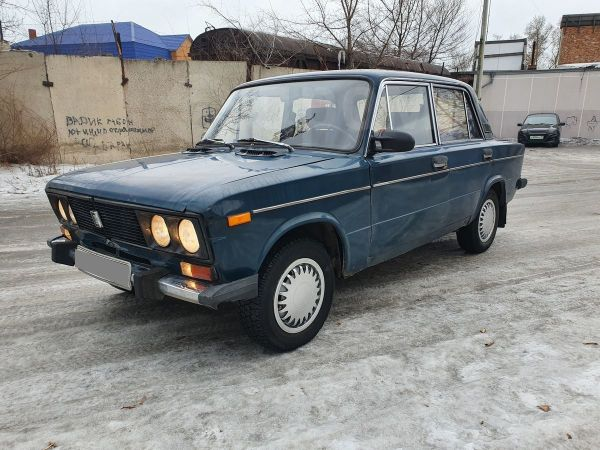 Лада 2106, 1981 год, 40 000 руб.