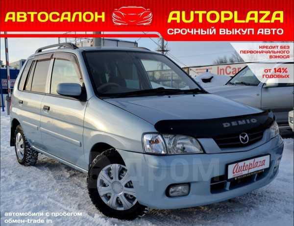 Mazda Demio, 2000 год, 199 000 руб.