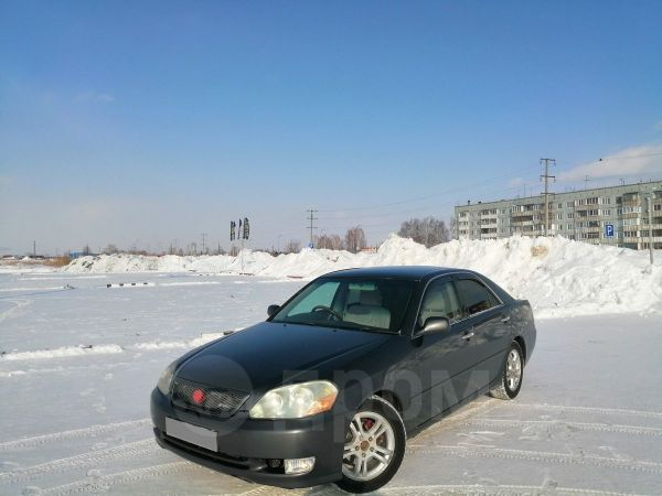 Toyota Mark II, 2002 год, 419 000 руб.