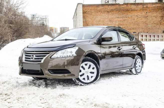 Nissan Sentra, 2014 год, 700 000 руб.