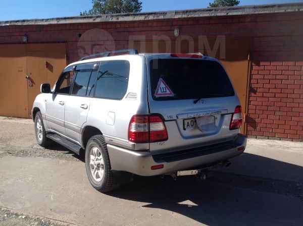 Toyota Land Cruiser, 2007 год, 1 700 000 руб.