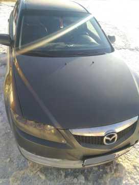 Междуреченский Mazda6 2005