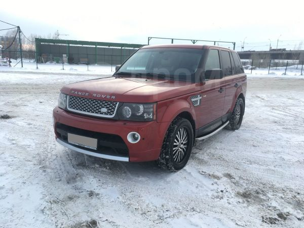 Land Rover Range Rover Sport, 2006 год, 790 000 руб.