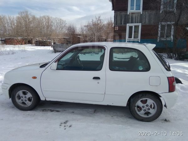 Nissan March, 1997 год, 70 000 руб.