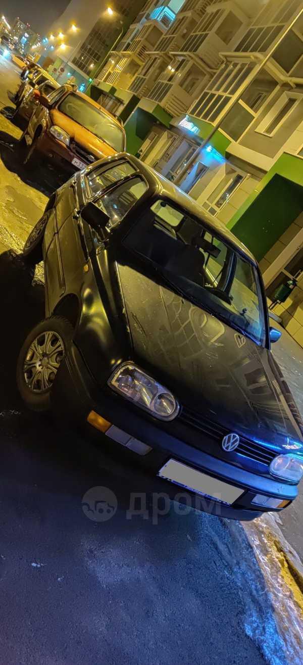 Volkswagen Golf, 1996 год, 79 000 руб.