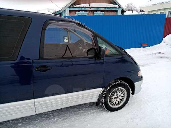 Toyota Estima Emina, 1999 год, 340 000 руб.